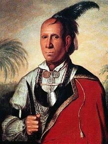indianer machen amerikanischen bevölkerung