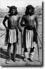 Apachen-Krieger