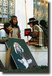 Besetzung des BIA, 1972