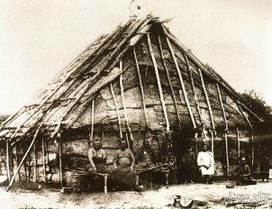 Sommerhaus der Sauk